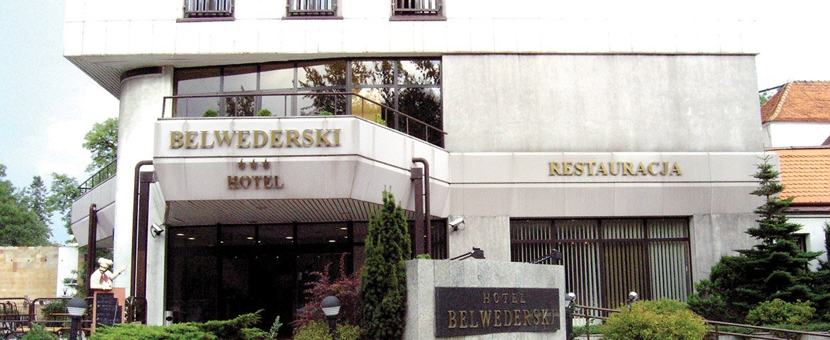 BELWEDERSKI hotel holiday accommodation in Warsaw Poland